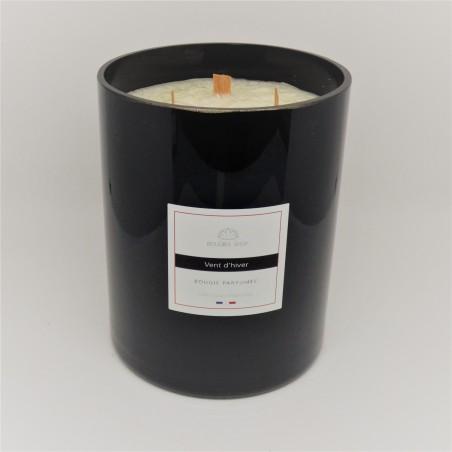 Bougie Parfumée crépitante Vent d'hiver 1 kg