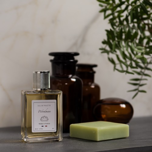 Eaux de Parfum Woodman