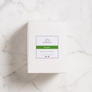 Bougie Parfumée 220 g - Muguet