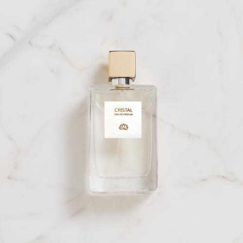 Cristal eau de parfum femme