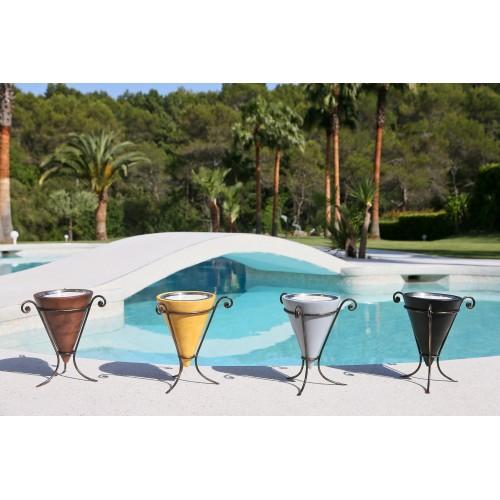 Bougie Cones En Céramique